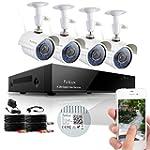 Funlux 8CH Surveillance Security Came...