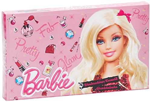 Markwins 9449710, Barbie, Calendario dell'avvento con trucchi