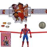 Little India Chhota Bheem n Friends Design Cute Kids Rakhi Gift 303