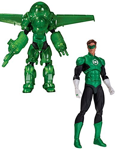 DC Collectibles DC Comics Icons: Green Lantern Hal Jordan Dark Days Deluxe Action Figure by DC Collectibles