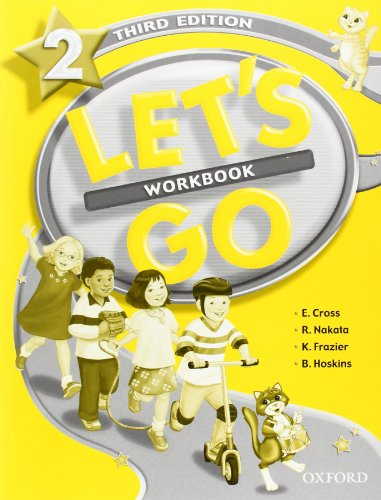 Let's Go 2 Workbook (Let's Go Third Edition)