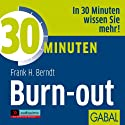 30 Minuten Burn-out Hörbuch