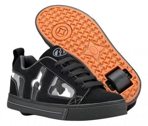 Heelys Helix - Kinder Jungen Turnschuhe Skate Schuhe Mit Rollen - EU 38