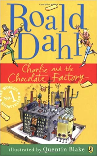 Buy Charlie and the Chocolate Factory (My Roald Dahl) Book Online ...