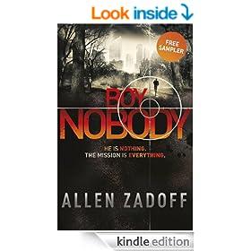 Boy Nobody (Sampler)