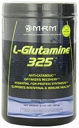 MRM L-Glutamine 325, 11.44-Ounce Plastic Jar