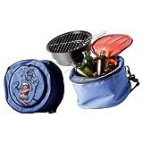 Santa Cruz Bbq Screaming Mini, blue, One size, ABBSCR