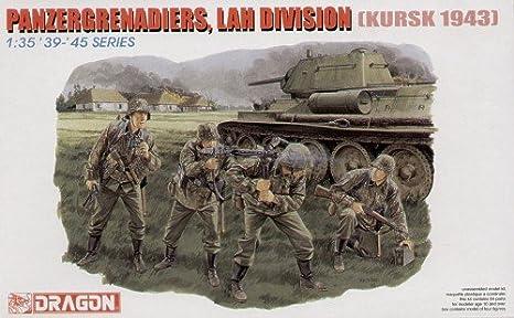 Dragon - D6159 - Maquette - Panzergrenadiers - Echelle 1:35