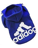 Demarkt® Fashion Sport Vêtements/ Veste/ Capuche/ Manteau pour Petit Chien et Chiot - Couleur Noir (Beaucoup de Couleurs Disponibles)