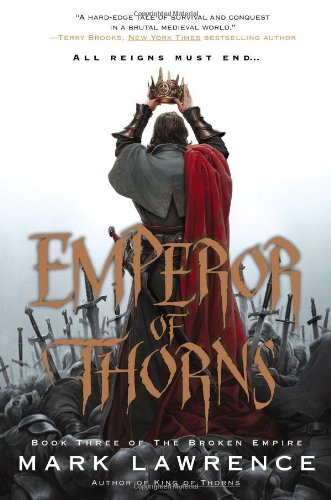 Image of Emperor of Thorns (The Broken Empire)