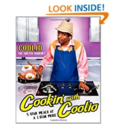 Funny product Cookin' with Coolio: 5 Star Meals at a 1 Star Price