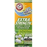 Arm & Hammer Extra Strength Odor Eliminator for Carpet and Room, 30 Ounce (Pack of 6)