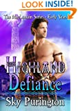 Highland Defiance (The MacLomain Series: Early Years, Book 1): A Highlander Time Travel Romance