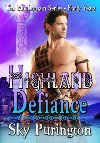 Highland Defiance MacLomain Series ebook