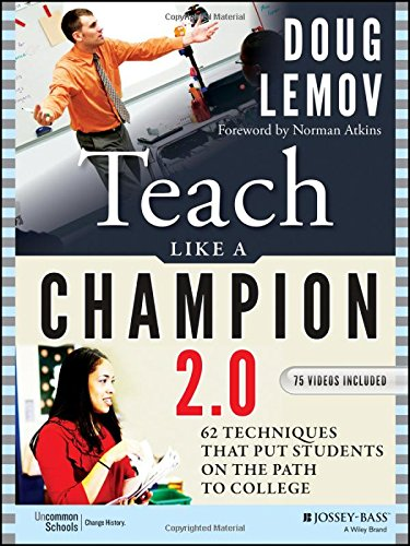 Teach Like a Champion 2.0: 62 Techniques that Put Students on the Path to College (Practice Like A Champion compare prices)