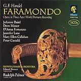 Handel - Faramondo / Baird · Minter · Fortunato · Lane · Callahan · Castaldi · Brewer CO · Palmer