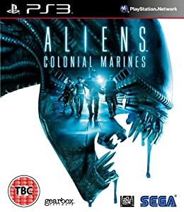 Aliens Colonial Marines - Collector's Edition (PS3)