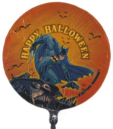 "Batman Happy Halloween 18"" Mylar Balloon by PartyExpress"