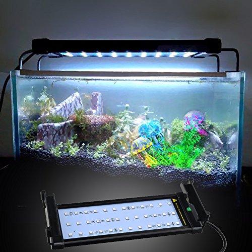Aquarium Hood Lighting Color Changing Remote Controlled