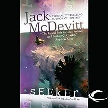 Seeker: An Alex Benedict Novel (       UNABRIDGED) by Jack McDevitt Narrated by Jennifer Van Dyck, Jack McDevitt