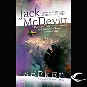 Seeker: An Alex Benedict Novel | [Jack McDevitt]