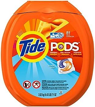 Tide PODS Ocean Laundry Detergent