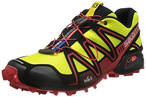 salomon-herren-speedcross-3-traillaufschuhe-gelb-corona-yellow-black-radiant-red-42-2-3-eu