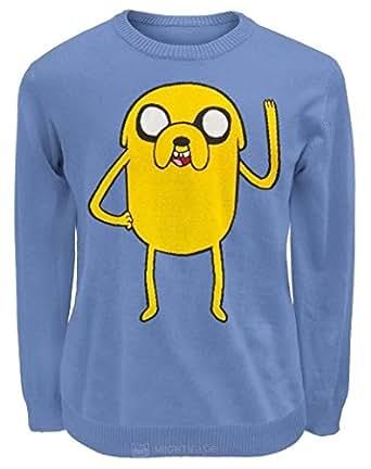 Adventure Time - Pullover Jake Jumper (L)