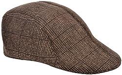 Masti Station Golf Men's Hat (Gcc03, Brown)