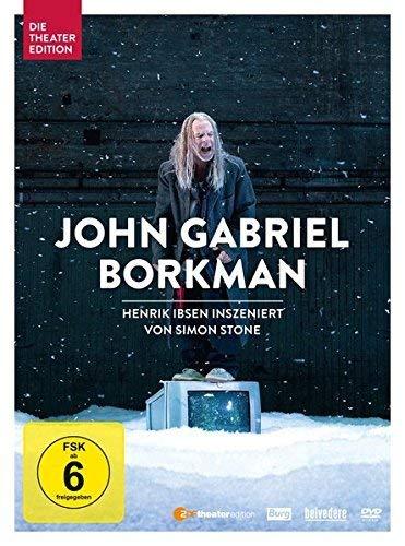 DVD : John Gabriel Borkman