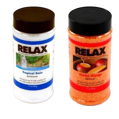 honey-mango-tropical-rain-aroma-therapy-bath-crystals-17-oz-natural-mineral-sea-salt-vitamins-for-ho
