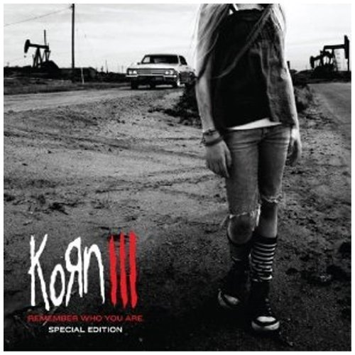 Korn III - Remember Who You Are (Special Edition)(CD/DVD) by Korn (2010-07-13)
