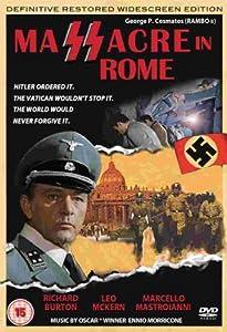 Massacre In Rome [DVD]
