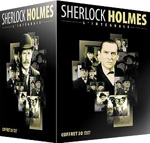 Sherlock Holmes : L'intégrale - Coffret 20 DVD