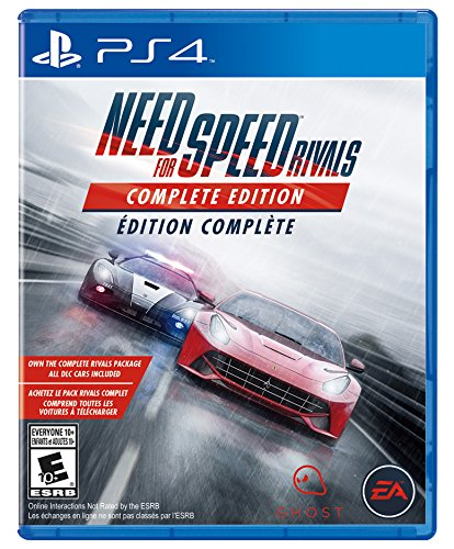 Need for Speed Rivals (Complete Edition) – PlayStation 4 image