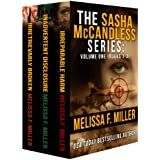 The Sasha McCandless Series: Volume 1 (Books 1-3) (English Edition)