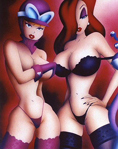 Jessica Rabbit 8X10 Photo