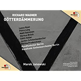 Gotterdammerung (Twilight of the Gods): Act III Scene 3: War das sein Horn? (Gutrune, Hagen, Gunther)