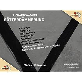 Gotterdammerung (Twilight of the Gods): Act II Scene 5: Auf, Gunther, edler Gibichung! (Hagen, Gunther, Brunnhilde)