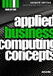 Applied Business Computing Concepts 4...