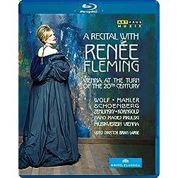 A Recital with Renée Fleming [Blu-ray]