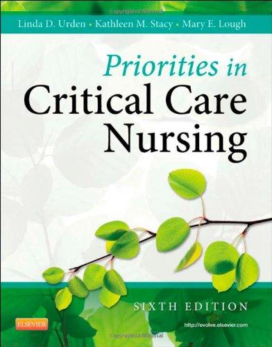 Priorities in Critical Care Nursing, 6e (Urden,...