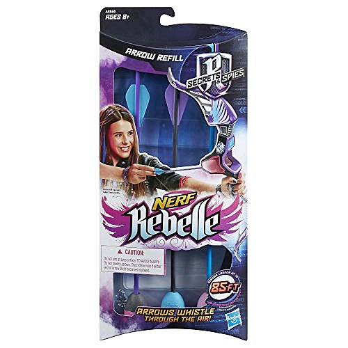 Nerf Rebelle Secrets & Spies Arrow Refill Pack - 1