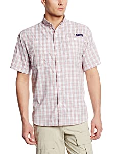 Columbia Mens Super Tamiami Short Sleeve Shirt by Columbia