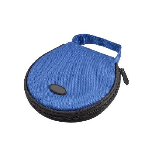home-car-zip-up-dvd-cd-discs-holder-pocket-blue-storage-bag