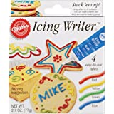 Wilton  704-472 4-Pack Icing Writer Tube