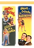 Cover art for  Abbott & Costello in Hollywood / Lost in a Harem