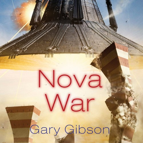 Nova War (The Shoal Sequence #2) - Gary Gibson