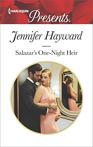 Salazar's One-Night Heir (The Secret Billionaires)