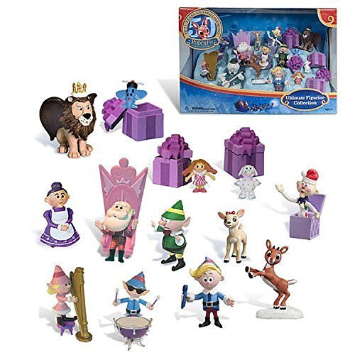 Rudolph 2014 Ultimate PVC Figures 50th Anniversary Collection by Forever Fun